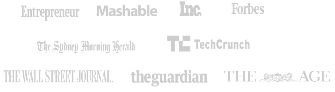 RAW media logos